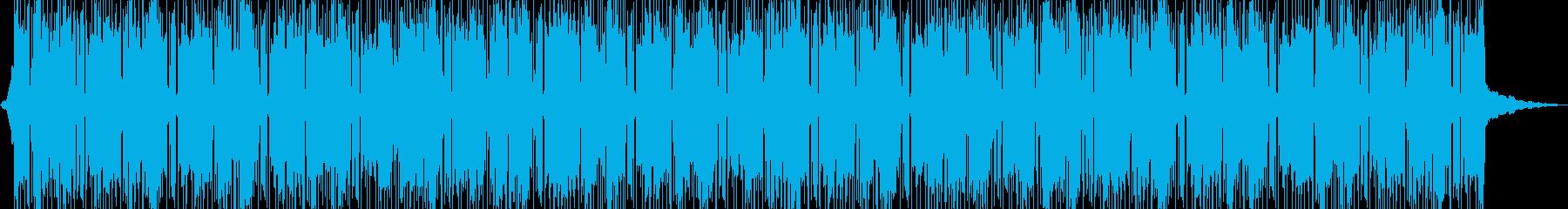 ヒップホップ、アグレッシブ、不吉、...の再生済みの波形