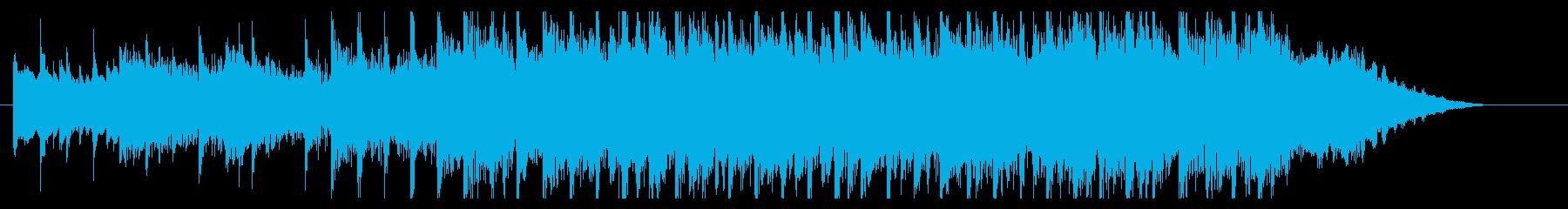 【30秒】ポジティブな爽やかコーポレートの再生済みの波形