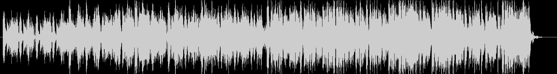エイトビート・琴・オーケストラサウンドの未再生の波形