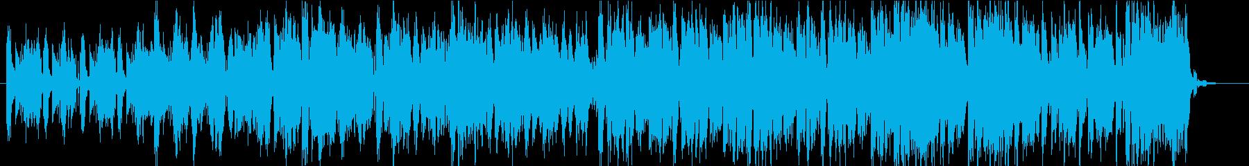 エイトビート・琴・オーケストラサウンドの再生済みの波形