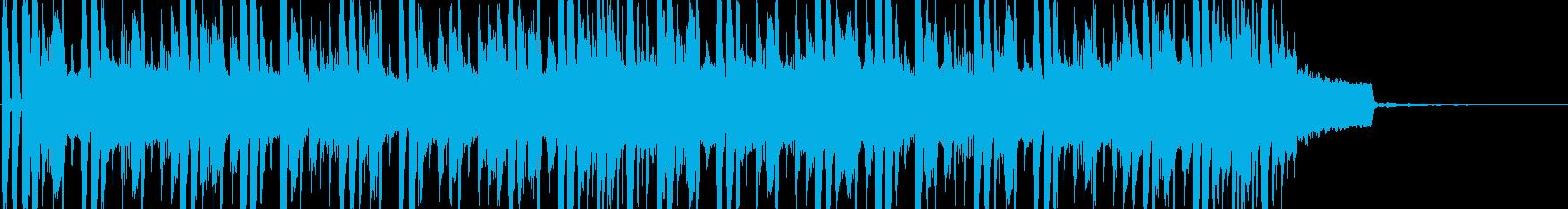 レトロ 怠け者 魅惑 スタイリッシ...の再生済みの波形