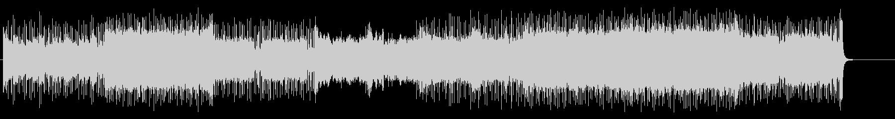 ロック系、未来へ、エール BGM72の未再生の波形