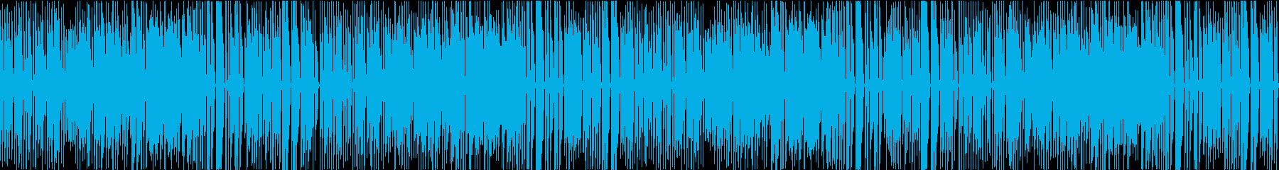 ほのぼのピアノソロ。商品紹介、商品開封にの再生済みの波形