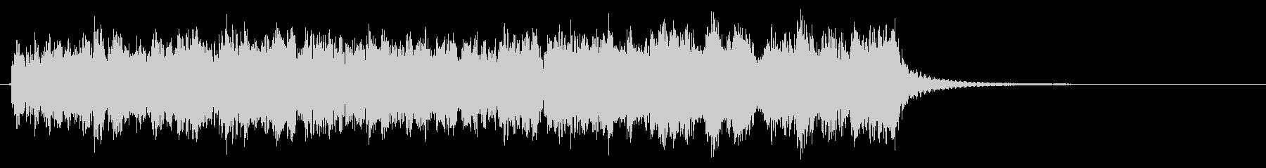 時計 アラーム04-03(遠い)の未再生の波形