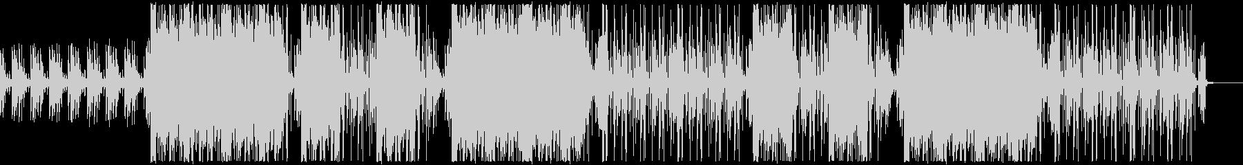 重低音・カッコイイ・クラブ系の未再生の波形