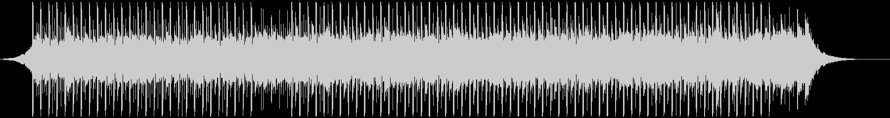 サクセスフルベンチャー(ミディアム)の未再生の波形