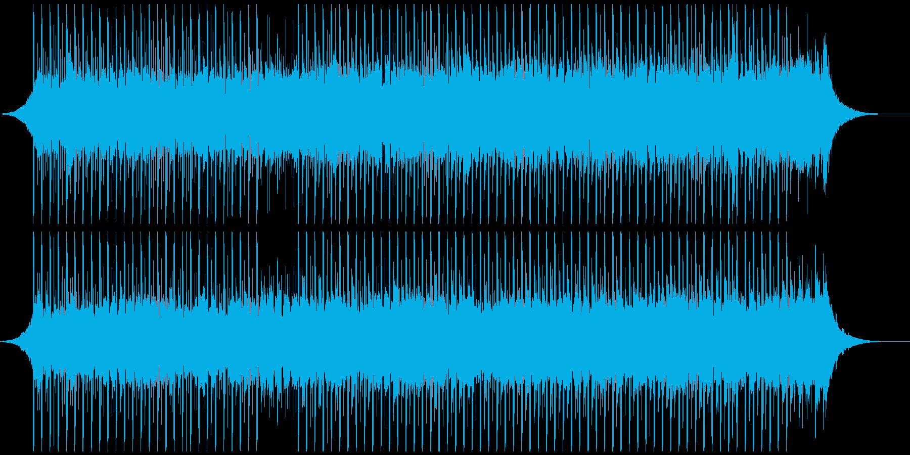 サクセスフルベンチャー(ミディアム)の再生済みの波形