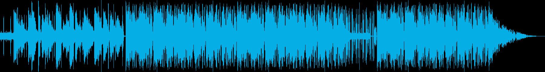 しっとりギター lo-fiの再生済みの波形