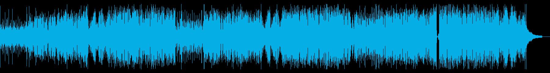アコースティックギター/歌もの/機械的の再生済みの波形