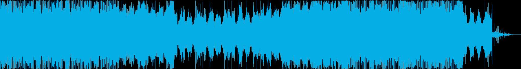 シネマティック、近未来、エレクトロ、2の再生済みの波形