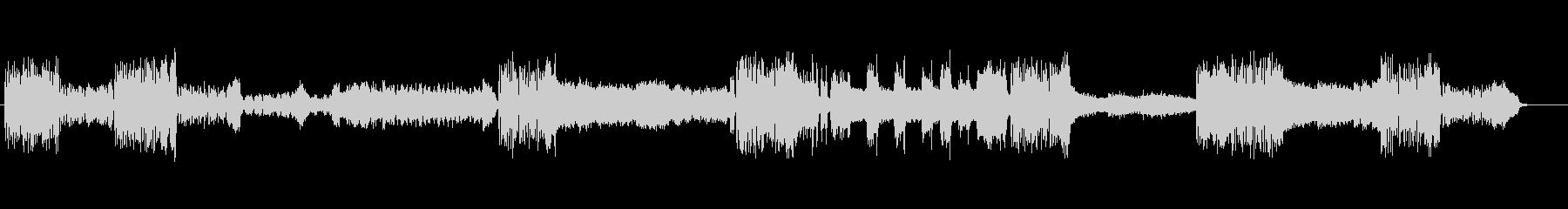 [春] ビバルディ/「四季」より「春」の未再生の波形