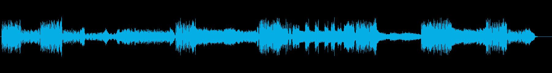 [春] ビバルディ/「四季」より「春」の再生済みの波形