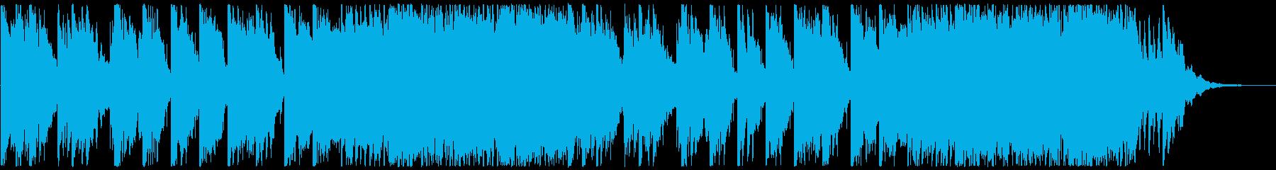 物悲しい3拍子曲 魔法 異世界 精霊02の再生済みの波形