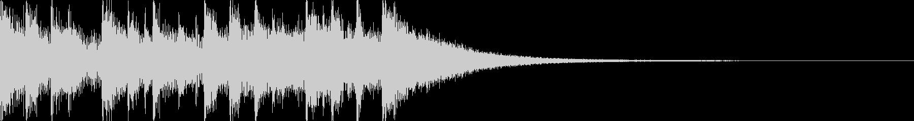 ブラスとホーンのセクションが特徴的...の未再生の波形