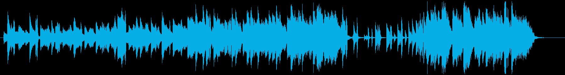 ほっこりピッコロとピアノDuoの再生済みの波形