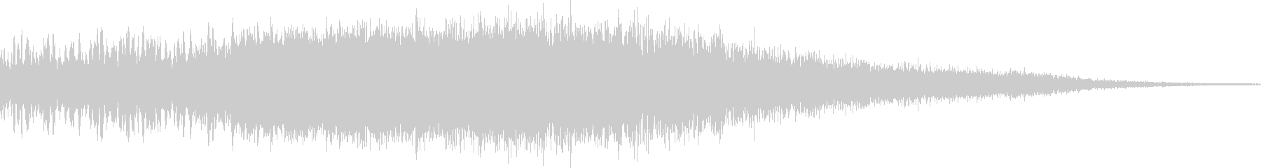 AMGアナログFX 11の未再生の波形