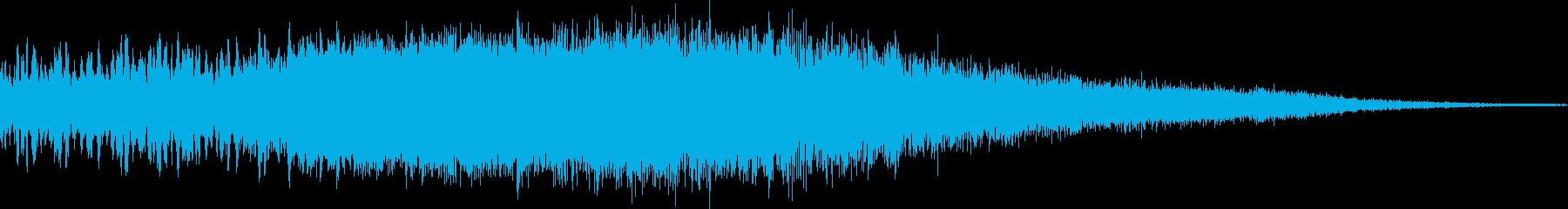AMGアナログFX 11の再生済みの波形