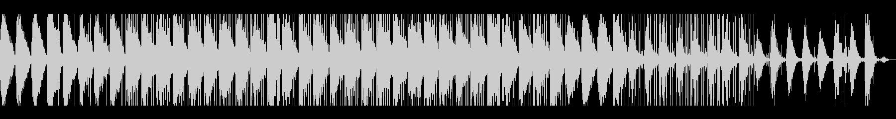 ビーチサーフ Lofi Hhiphopの未再生の波形