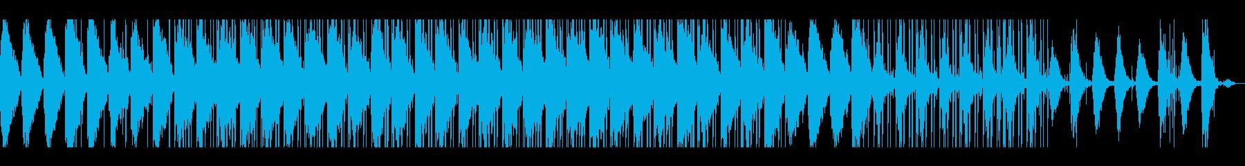 ビーチサーフ Lofi Hhiphopの再生済みの波形