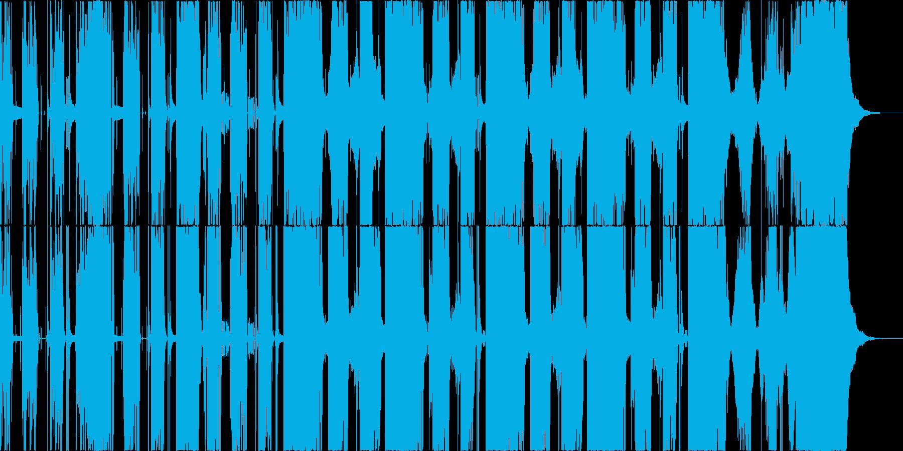 お洒落で現代的 缶や水の音 CMなどにの再生済みの波形