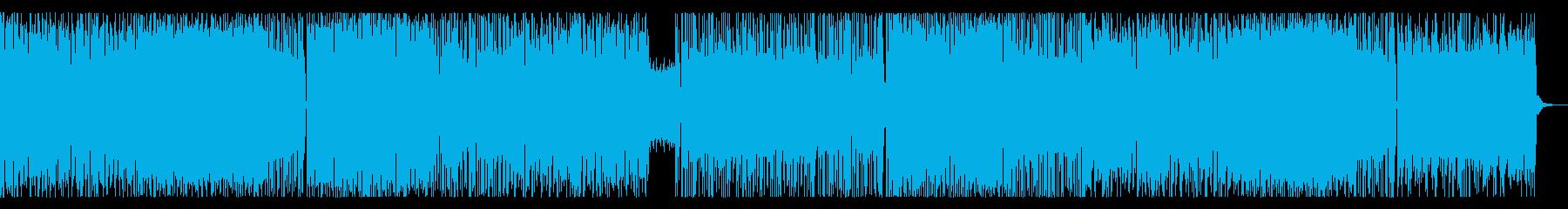 El Diabloの再生済みの波形
