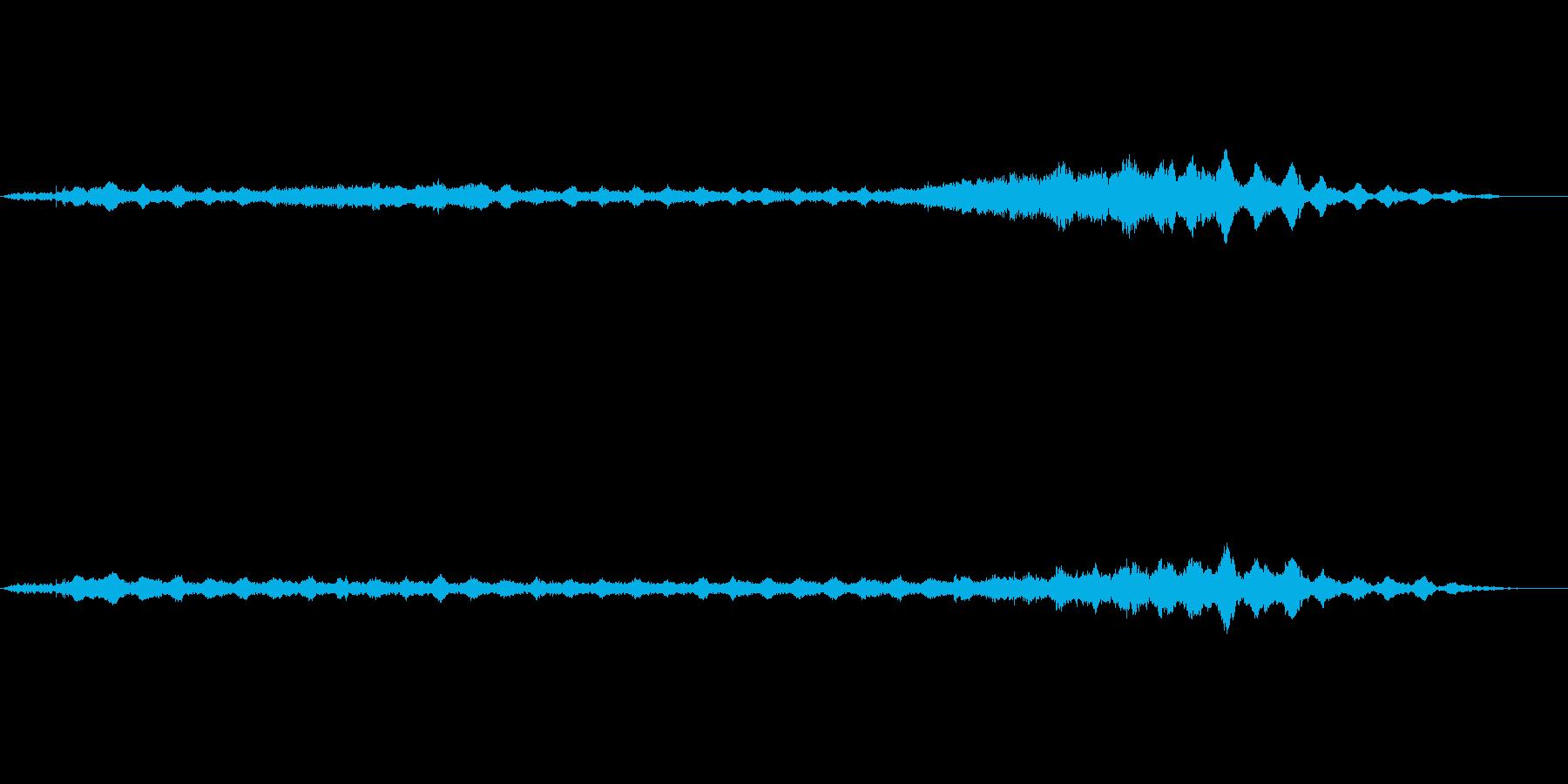 Spacey Shimmer Aw...の再生済みの波形
