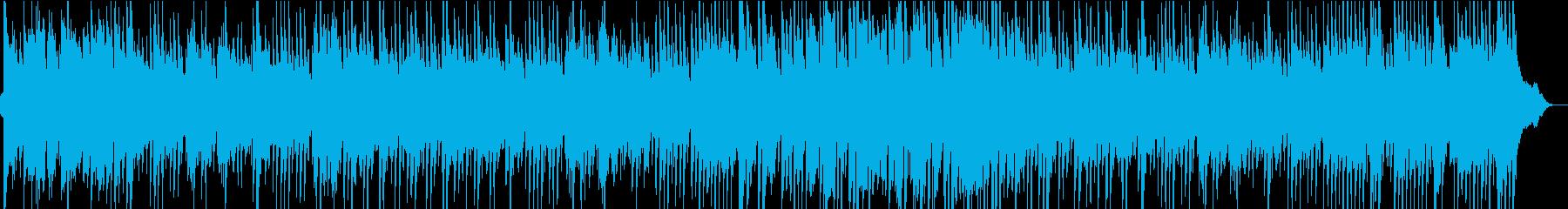 ほのぼの/日常/のんびりポップ生演奏の再生済みの波形