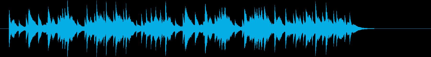 交響曲「時計」 オルゴール クラシックの再生済みの波形