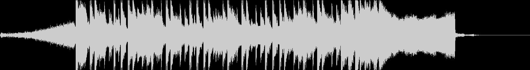 短いCM等に使えそうなEDMの未再生の波形