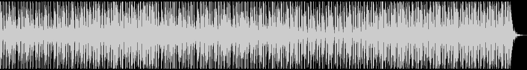 ピアノ、シンセ、ギターのファンキー...の未再生の波形