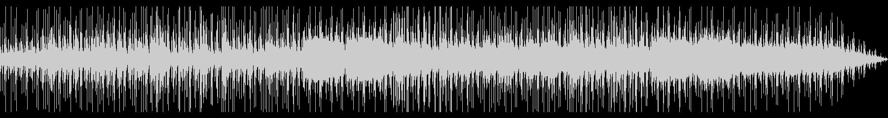 トルコ音楽風インストの未再生の波形