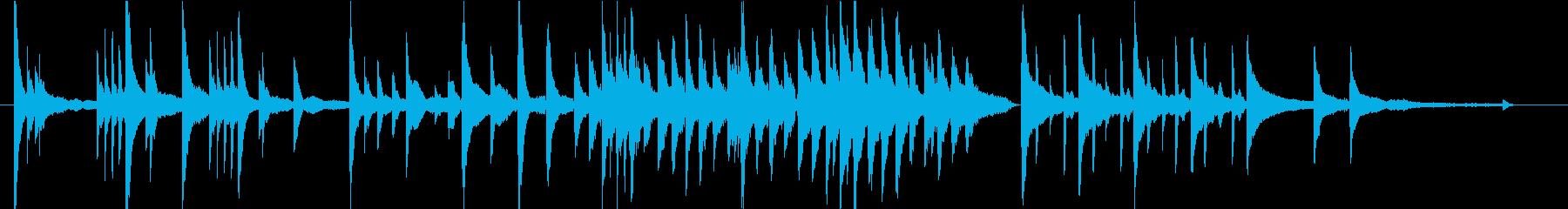 ランウェイ242019落ち込み反省5sad2longの再生済みの波形