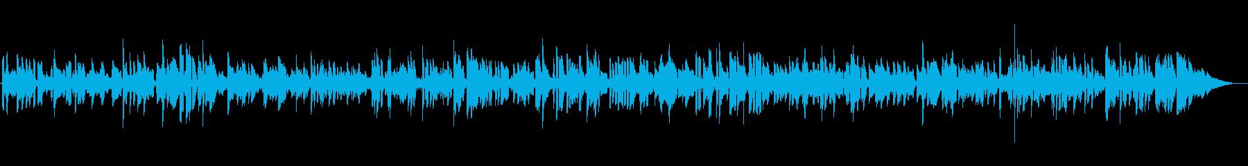 BGM|しっとり聴きたいお洒落ジャズの再生済みの波形