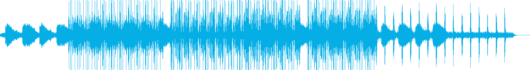 Encounterの再生済みの波形
