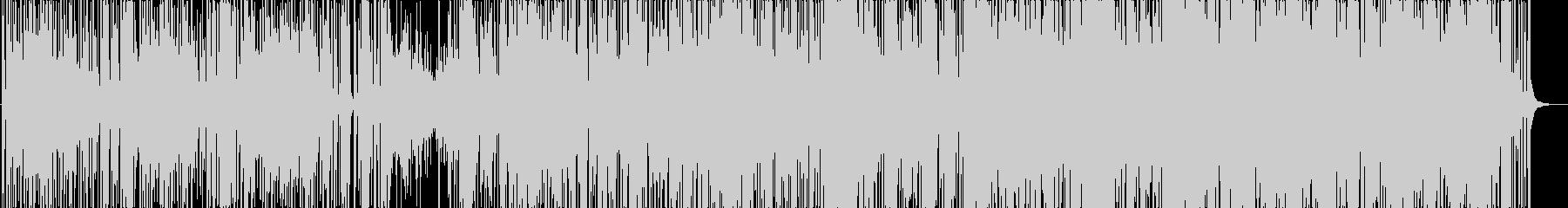 ジャズとファンク。イントロビッグバ...の未再生の波形