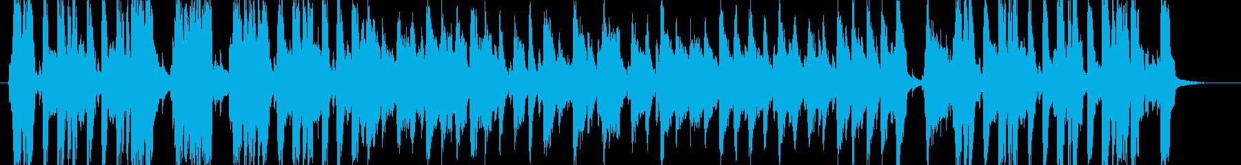 【CM, PV】口笛吹いてお散歩の再生済みの波形