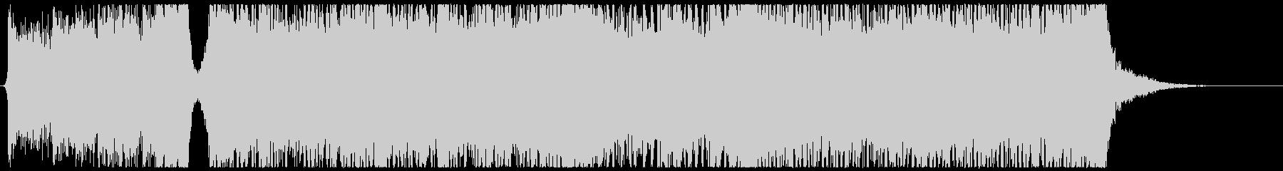 戦闘用BGM(epic music)の未再生の波形