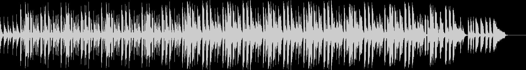 bpm80スローテンポバージョンの未再生の波形