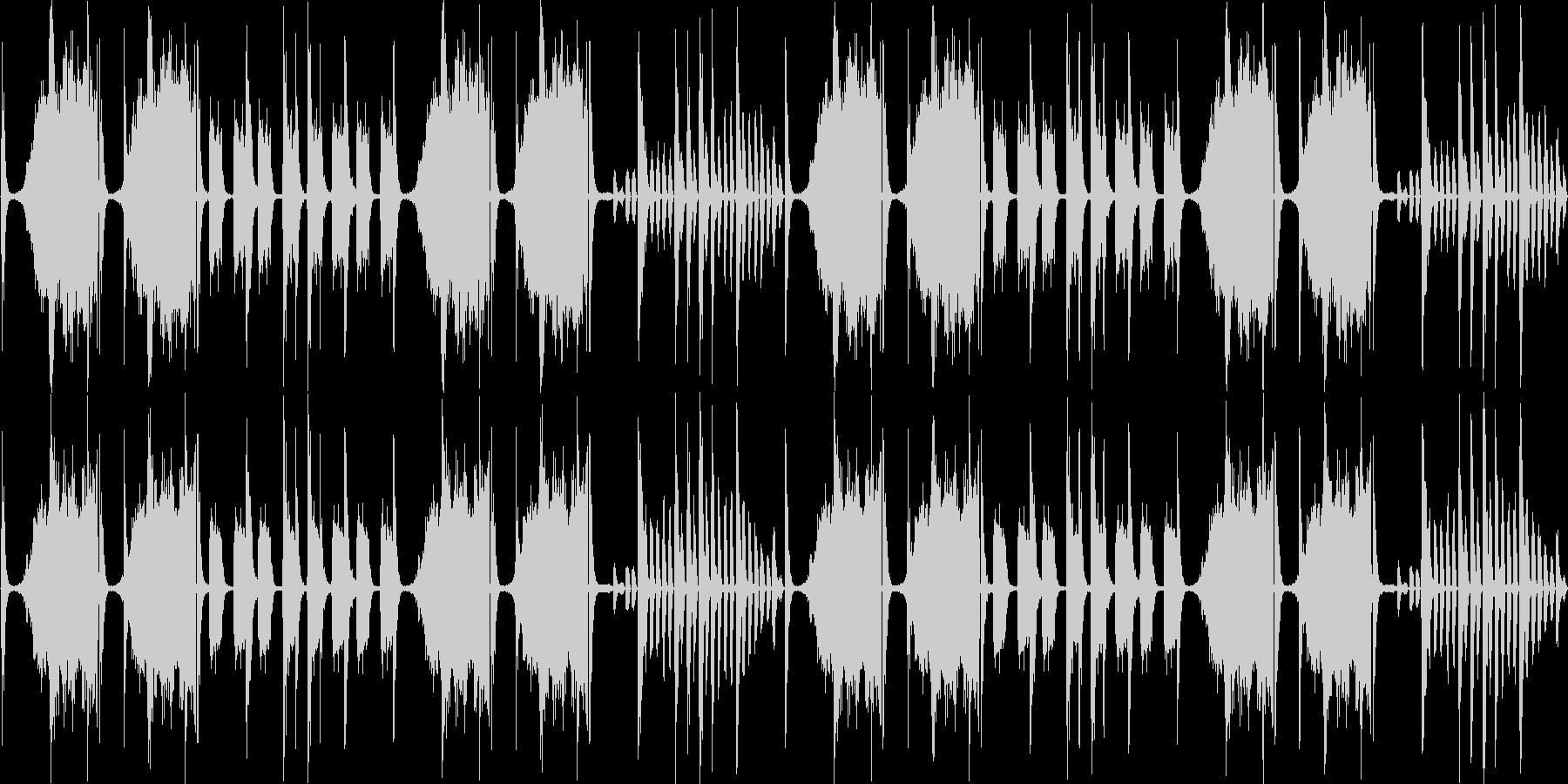 【落ち着いたチルアウト/エレクトロニカ】の未再生の波形