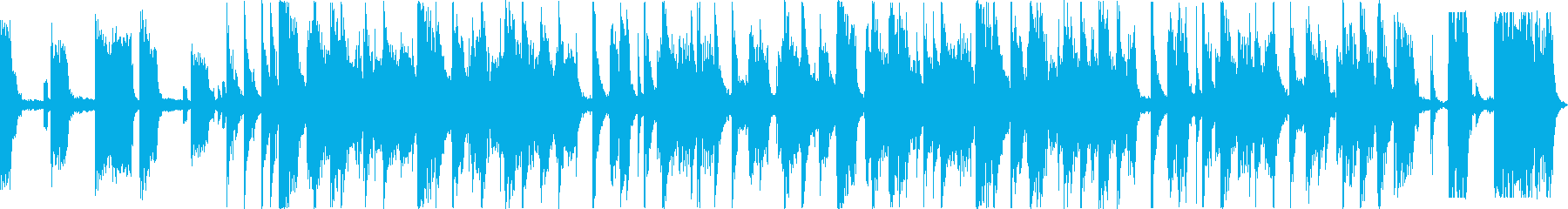 ジャズ、ファンク、ソウルの融合。怠...の再生済みの波形