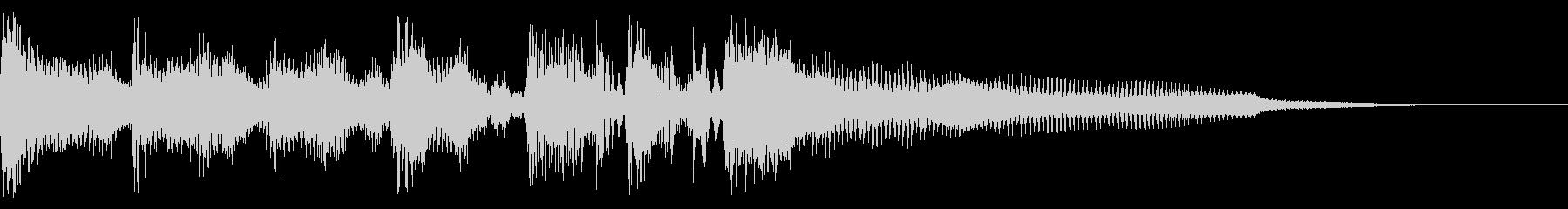 バーナードセグ2の未再生の波形