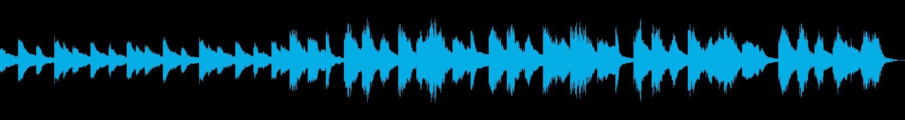 セクシー怪しいシンセCM 30秒の再生済みの波形