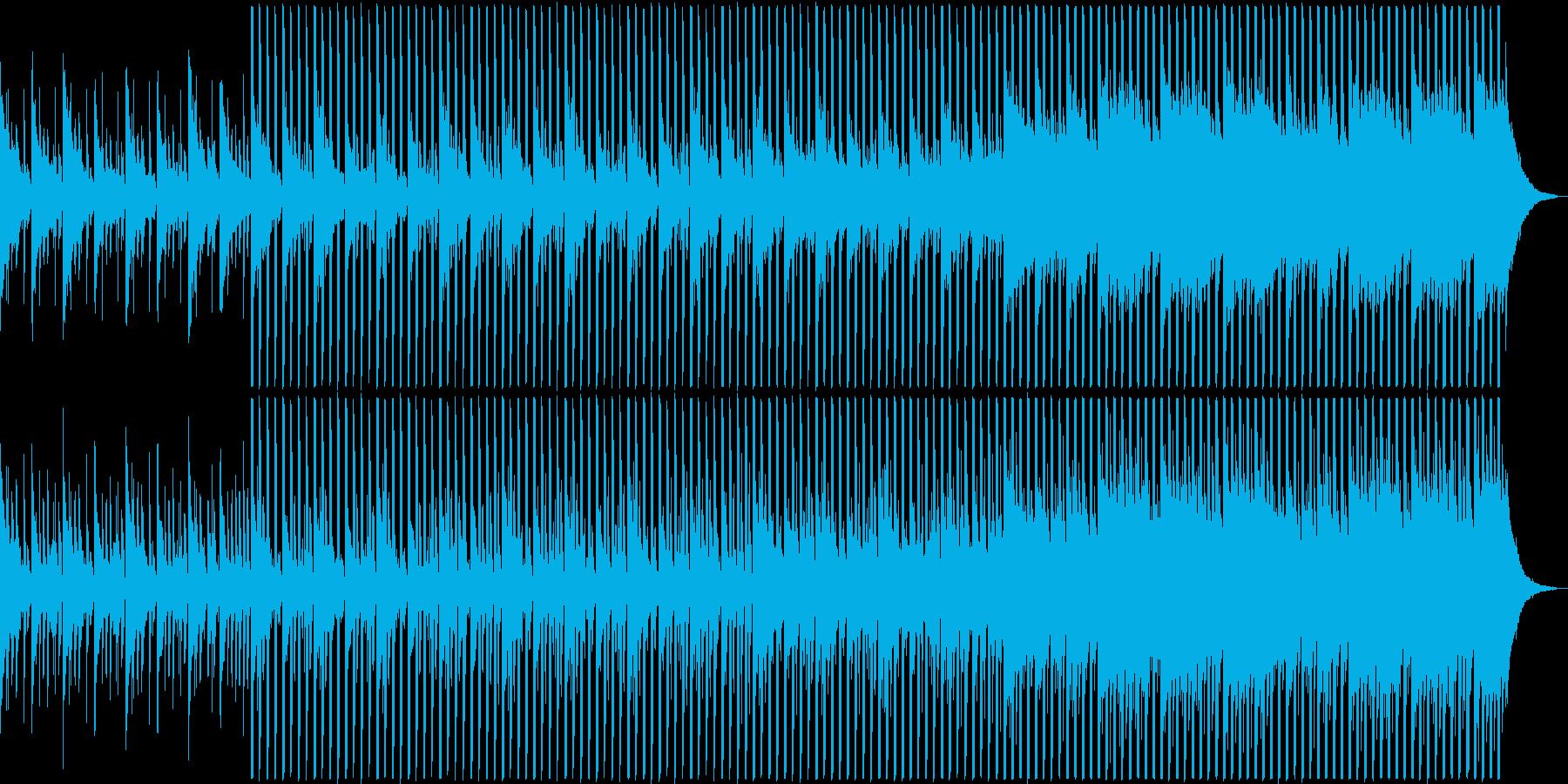 企業VPに!優しい、穏やか、透明ピアノMの再生済みの波形