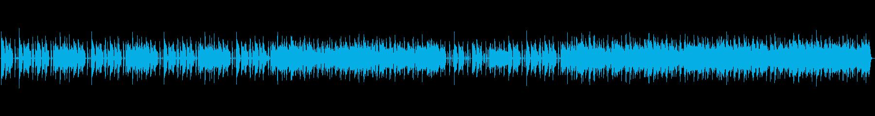 夜景/大人/都会_No585_1の再生済みの波形