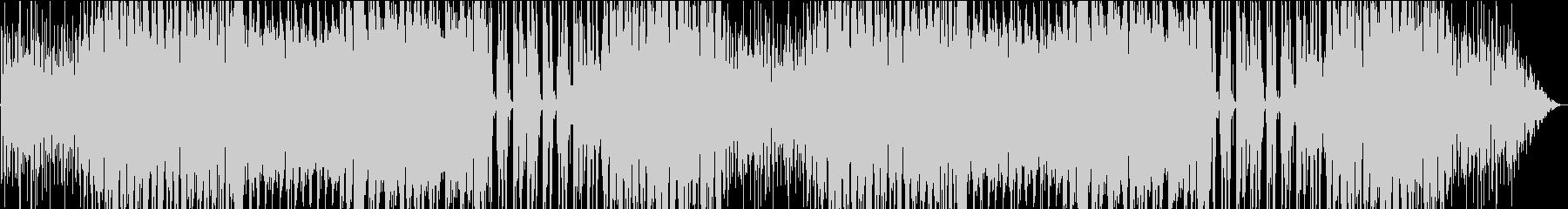 切ないメロディと楽しいリズムのケルトの未再生の波形