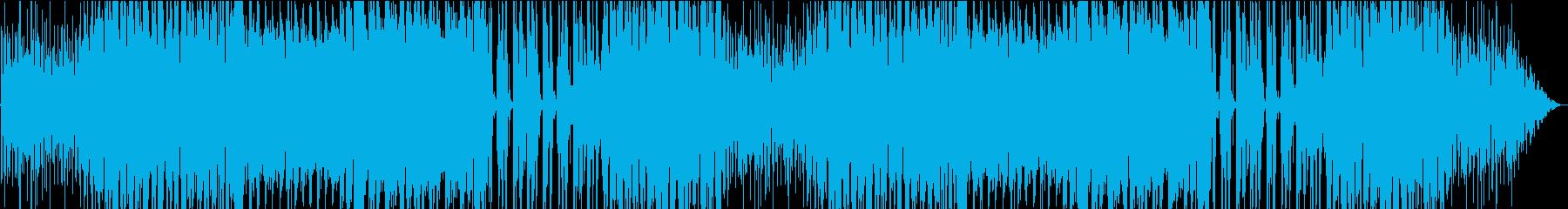 切ないメロディと楽しいリズムのケルトの再生済みの波形