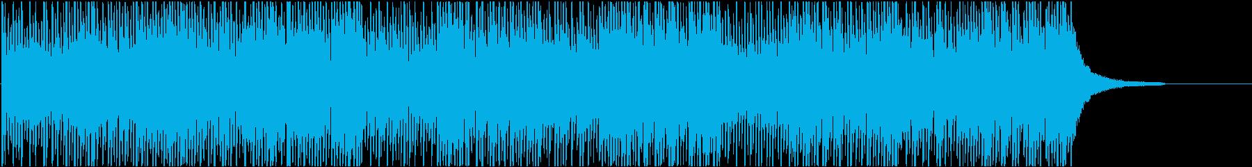 News7 16bit48kHzVerの再生済みの波形