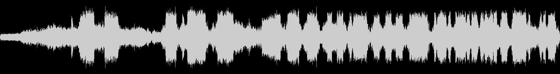蒸気ホース:ヘビーヒス、さまざまな...の未再生の波形