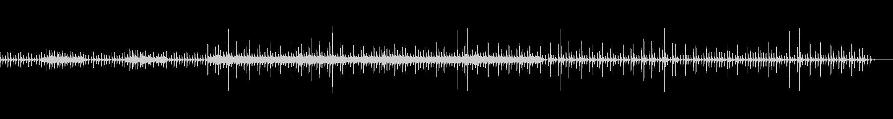 bpm64バージョンの未再生の波形