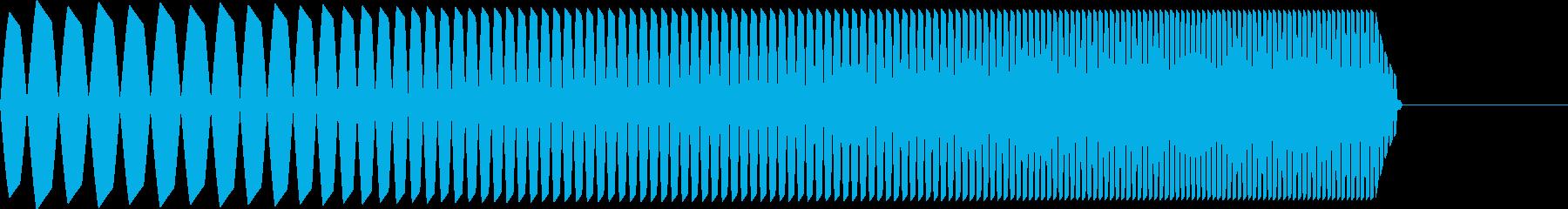 AMGアナログFX41の再生済みの波形
